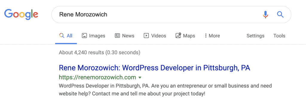 Search results for Rene Morozowich