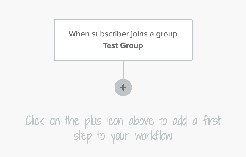 Add a new email to the workflow